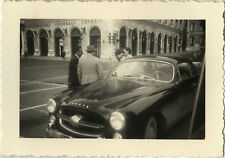 PHOTO ANCIENNE - VINTAGE SNAPSHOT - VOITURE AUTOMOBILE FORD COMETE ITALIE - CAR