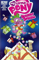 My Little Pony Holiday Special #1 2015 IDW Comic 1st Print NM