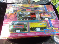 VTG Battery Operated ECHO CLASSIC RAIL G scale TRAIN SET-20Pc W/Box-tested-F/Shi
