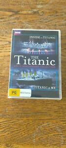 THE TITANIC | 100TH ANNIVERSARY EDITION | BBC | DVD | VGC |