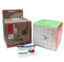 YJ Yushi 6x6x6 Speed Rubik's Cube Stickerless