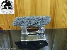 Acrylic Horizonal Holder Stand Display for Rock Stone Mineral Crystal Fossil