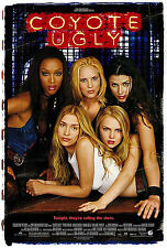 COYOTE UGLY (2000)  ORIGINAL MOVIE POSTER  -  ROLLED