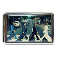 THE BEATLES ABBEY ROAD LARGE COMPACT MAKE UP MIRROR