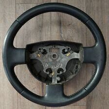 Ford Fiesta MK6 2002 - 2008 Leather Steering Wheel fusion transit connect
