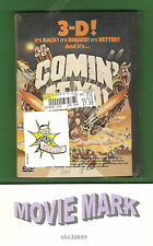 COMIN' AT YA! in 3D 1981 (Rhino Home Video) includes 2 pairs of glasses DVD NEW!