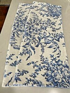 (2)Laura Ashley Quilted Standard Pillow Shams- pre owned