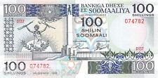 Somalia 100 Shillin 1988 Unc pn 35c
