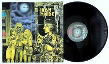 "EX/EX Iron Maiden Women In Uniform 1980 12"" VINYL Disc 12 EMI 5105"