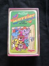 Disney's Wuzzles Vintage Spanish Card Game