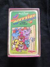 Disney's Wuzzles Vintage Spanish Card Game