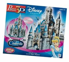 Cinderella Castle Disney Magic Kingdom Puzz 3D Wrebbit Puzzle JiIGSAW Cendrillon
