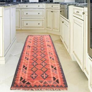 661  Turkish Kilim Runner Handmade Anatolian Rug Home Decoration Afghan Rug 6x3