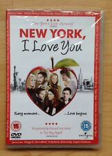 New York I Love You  new wrapped DVD 15