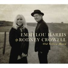 EMMYLOU HARRIS y Rodney Crowell - Old Yellow Moon NUEVO CD