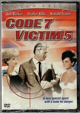 Code 7, Victim 5 DVD, 2005, Cinema Deluxe Thin Pack BRAND NEW Lex Barker