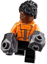 LEGO ® Super Heroes ™ personnage Shuri de 76103 sh512 Marvel Black Panther Tout Neuf