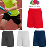Fruit Of The Loom CHILDREN'S SHORTS SPORT WICKING QUICK DRY WAISTBAND BOYS GIRLS