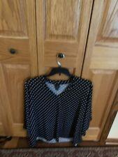 NWT worthington blouse 2x Top Blouse Top Beautiful Nice Style ❤️