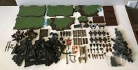 Mega Bloks Dragons Warriors Fortress Replacement Building Set Pieces + Mini Figs