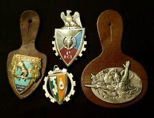 Lot insignes 4e RCS 516e RT 405e RA CM423 French Army badges
