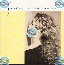 SANDRA HEAVEN CAN WAIT germany CD MAXI 1988 arabesque cretu enigma