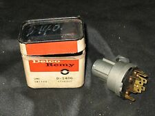 NOS Delco Remy Ignition Switch D-1406 #1116522 for a  55-59 Chev GMC Truck
