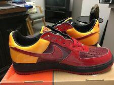 Nike Lebron James Air Force 1 Hater Chamber Of Fear DS 12 Dunk
