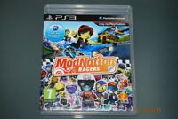 Modnation Racers PS3 Playstation 3 Game **FREE UK POSTAGE**