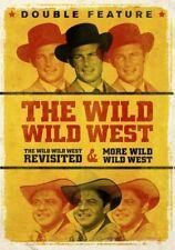 The Wild Wild West Revisited / More Wild Wild West (DVD,2017)