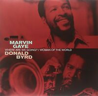 Marvin Gaye & Byrd, Donald - Where Are We Going [New Vinyl LP]