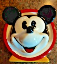 Disney Mickey Mouse Hand Painted Toothbrush Holder