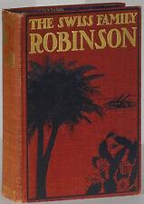 Swiss Family Robinson early 1900s Thomas Heath Robinson illustration Johann Wyss