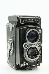 Rolleiflex 3.5 TLR Camera 75mm f3.5 Xenar Lens (please read) #160