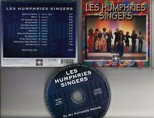 LES HUMPHRIES SINGERS To My Fathers House CD album Mexico Oh Happy Day etc