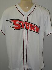 Lake Elsinore Storm #25 White Minor League Promo Jersey Men XL