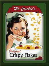 Mr Crickles Crispy Flakes Kühlschrankmagnet Fridge Magnet 6 x 8 cm *Angebot*