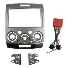 For Ford Ranger Mazda BT50 BT-50 car radio 1/2DIN harness FACIA fascia dash KIT