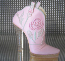 JUST THE RIGHT SHOE    ** Glittering Cowgirl **    ++ Rarität++