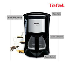 Tefal Coffee Maker Automatic Machine Subito CM151870 Metal Hot Pot 650mL 4~6Cups