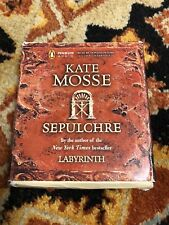 Sepulchre by Kate Mosse Audiobook CDs (2008, CD, Unabridged)