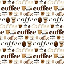 Pattern Coffee Sublimation Transfer, Sublimation Print