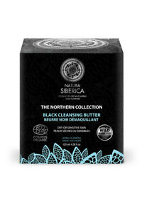 NATURA SIBERICA The Northern Collection Black Cleansing Butter 120 ml