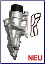 NEU Ölkühler mit Filtergehäuse für diverse MERCEDES Benziner