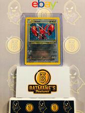 Scizor 10/75 NM Near Mint Neo Discovery Rare Holo Pokemon Card