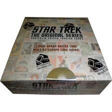 Star Trek - The Original Series: Portfolio Prints Trading Cards Box #New