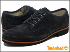 Timberland Boot Company Abington Men's Suede Leather Oxfords Shoes Grey NEW 11.5