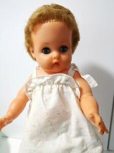 Vintage 1960's Rubber Doll (Made in the USA)