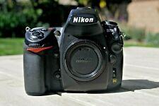 EXLT COND! Nikon D700 12.1MP FX Digital SLR Camera - Black, w/xtra batt & case