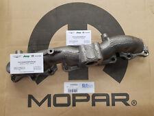 Exhaust Manifold Jeep Wrangler JK  2011 - 2018 New OEM Mopar 68306844AA
